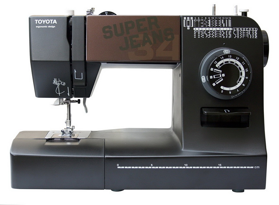 Toyota J40 Super Jeans Sewing Machine Mesmerizing Dressmaker Mini Sewing Machine Instructions