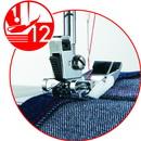 Toyota J34 Super Jeans Sewing Machine