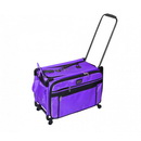 Photo of Tutto Large Machine On Wheels - PURPLE from Heirloom Sewing Supply