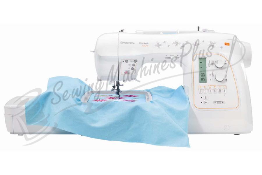 Husqvarna Viking Hclass 600e Sewing And Embroidery Machine