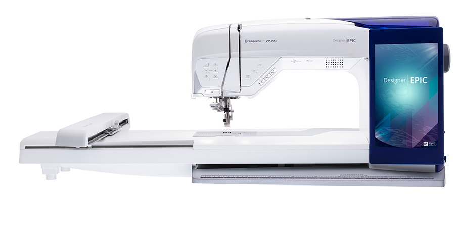 Viking Sewing And Embroidery Machine