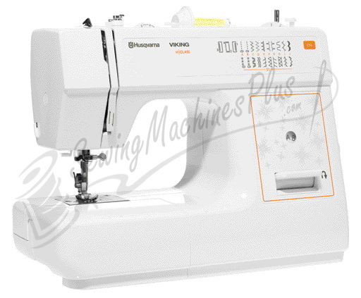 Husqvarna Viking HCLASS E40 Sewing Machine Enchanting Viking Mechanical Sewing Machine