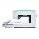 Photo of Husqvarna Viking Jade 35 Sewing and Embroidery Machine from Heirloom Sewing Supply