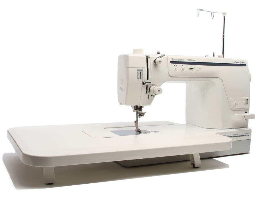 Husqvarna Viking Quilting Designs : Viking Mega Quilter