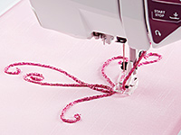 The industry first deLuxe Stitch System