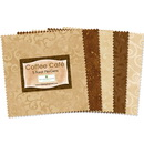 Wilmington Prints Coffee Cafe Fabric Kit - 5 inch Squares