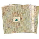Wilmington Prints Sand Bar Fabric Kit - 10 inch Squares
