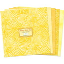 Wilmington Prints Sunny Side Up Fabric Kit - 10 inch Squares
