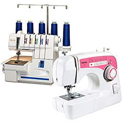 Mechanical Sewing Machine/Serger Service