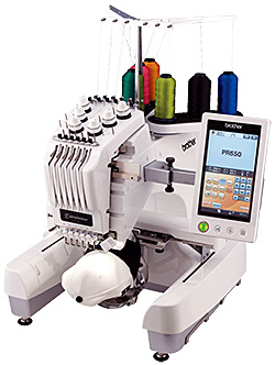 Multi-Needle Embroidery Machine Service