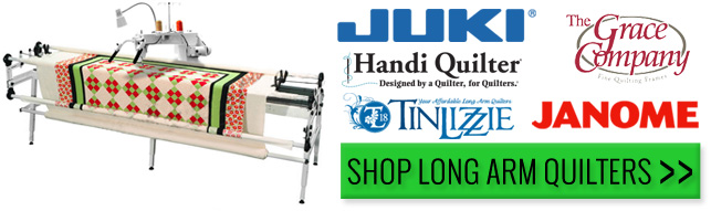 Contact SewingMachinesPlus.com about the Queen Quilter Eighteen