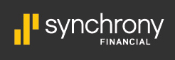Get approved through Synchrony Financial